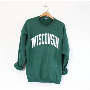 Vintage University of Wisconsin Badgers Sweatshirt
